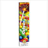 7cm Color Dlx Sparklers