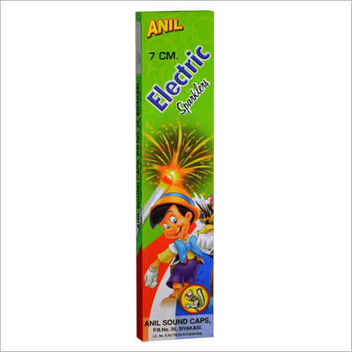 7cm Electric Sparklers