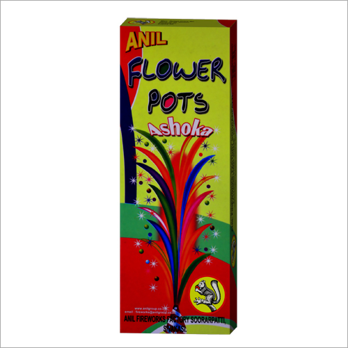 Flower Pot Firecrackers