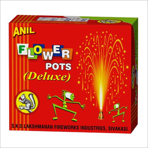 Flowerpots Deluxe Cracker