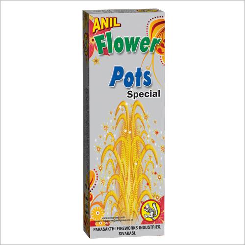 Flower Pot Firecrackers