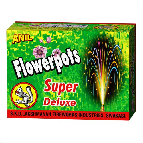 Flowerpots Super Deluxe Cracker