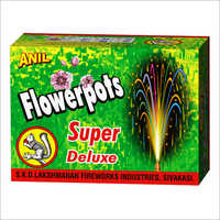 Flowerpots Super Deluxe Cracker