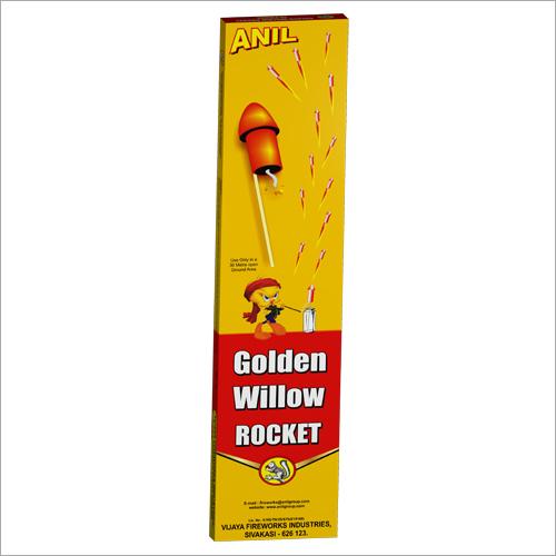 Golden Willow Rocket