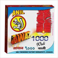 Awaz 1000 Wala Garland Firecrackers