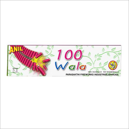 100 Wala Garland Firecrackers