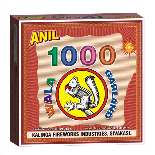 1000 Wala Garland Firecrackers