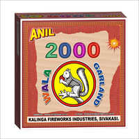 2000 Wala Garland Firecrackers