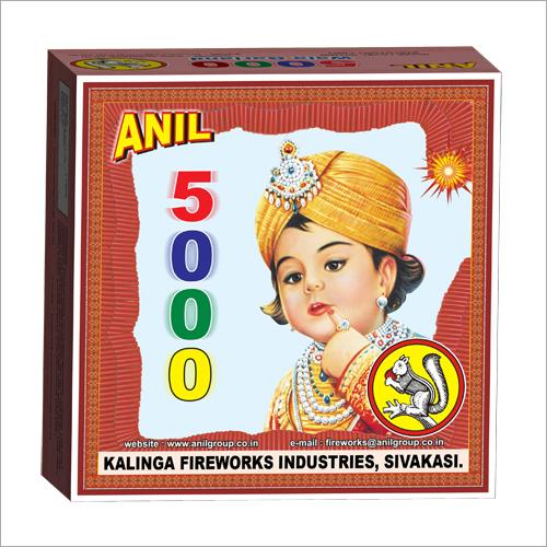5000 Wala Garland Firecrackers