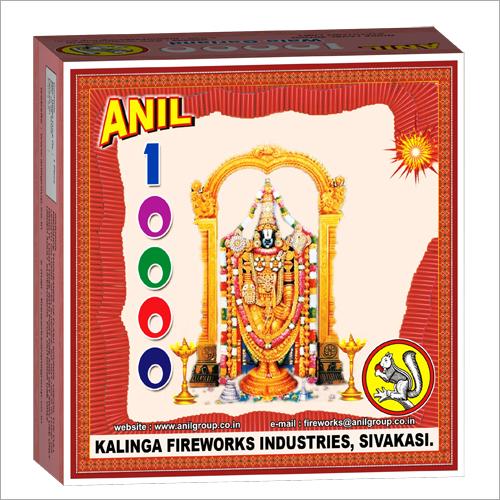10000 Wala Thiruppathi Firecrackers