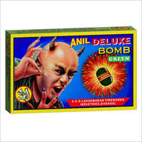 Anil Deluxe Bomb Green Firecrackers