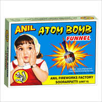 Atom Bomb Funnel Firecrackers