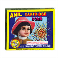 Cartridge Bomb Firecrackers