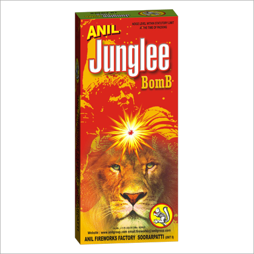 Jungle Bomb Firecrackers