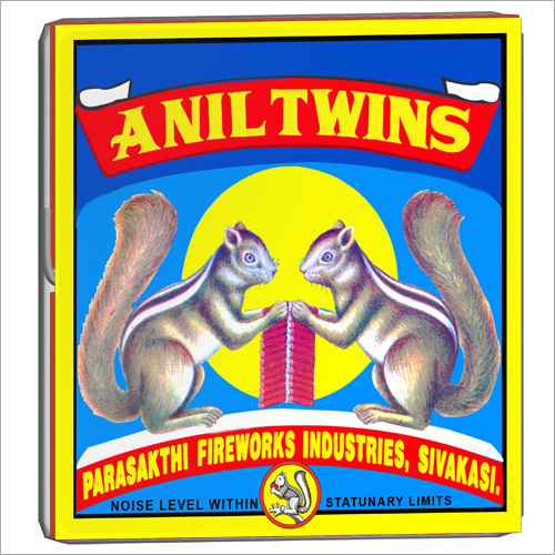 Anil Twins Firecrackers
