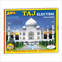 Taj Electric Crackers