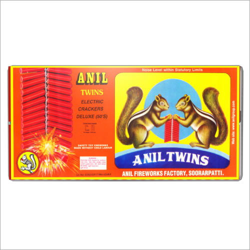 Anil Twins Deluxe Crackers