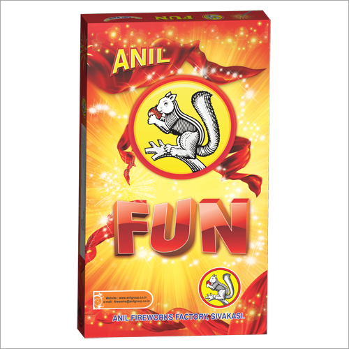 Fun Giftbox Crackers