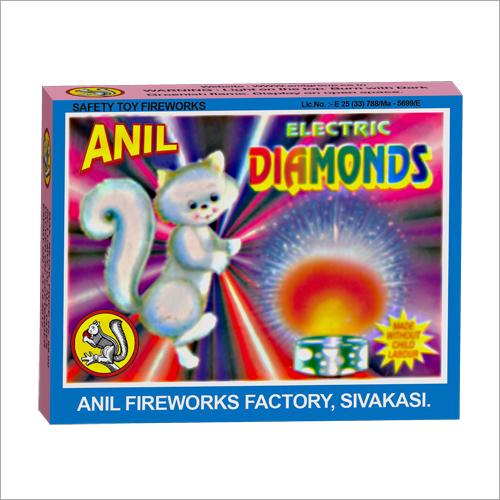 Electric Diamonds Fire Cracker