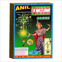 Queen Green Fire Cracker