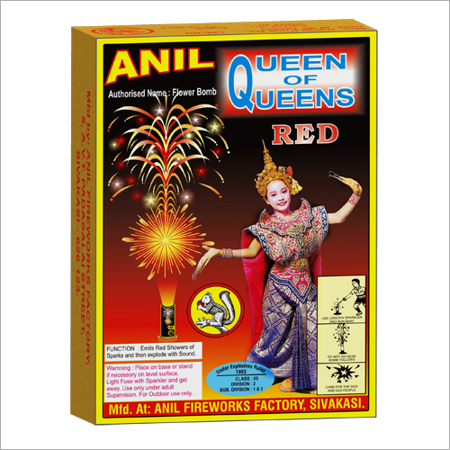 Queen Red Fire Cracker
