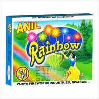 Rainbow 5Pcs Firecracker