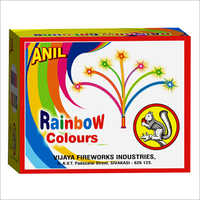 Rainbow Colours 15 Firecracker