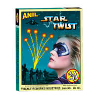 Star Twist Firecracker