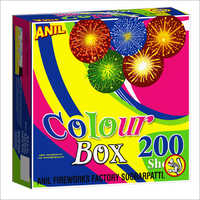 Colour Box 200 Firecrackers