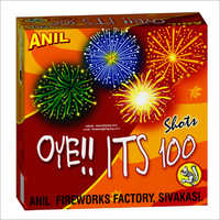 Oye its 100 Firecrackers