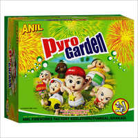 Pyro Garden Firecrackers