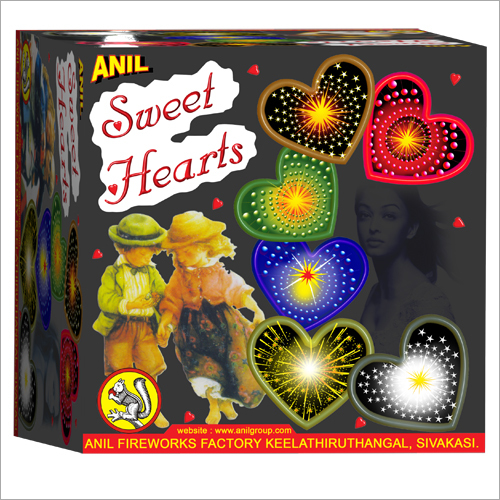 Sweet Hearts Firecrackers
