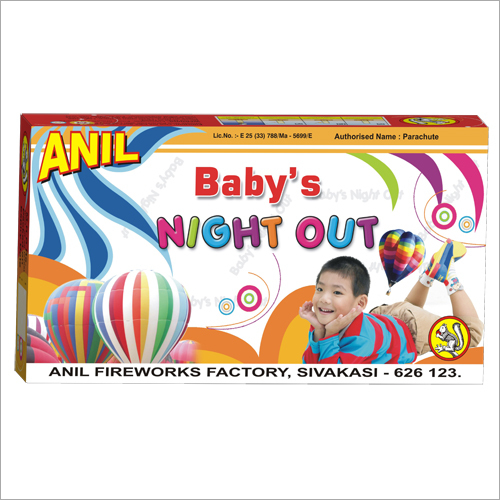 Baby Nightout Firecrackers