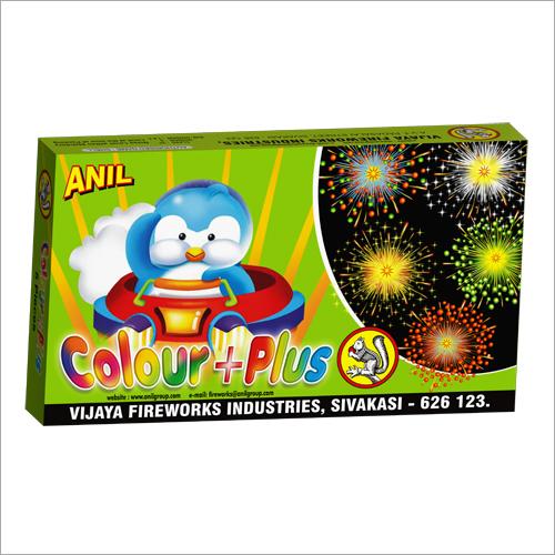 ColourPlus Firecrackers