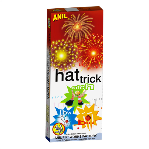 Hat Track Firecrackers