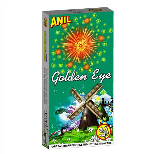 Golden Eye Firecrackers
