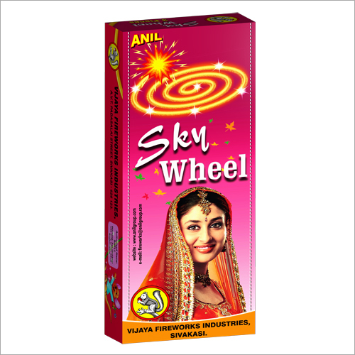 Sky Wheel Firecrackers