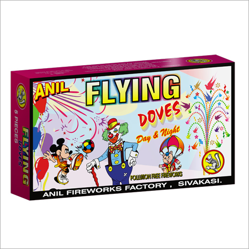Flying Doves Firecrackers