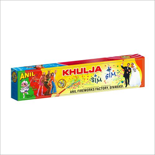 Khulja Sim Sim Firecrackers