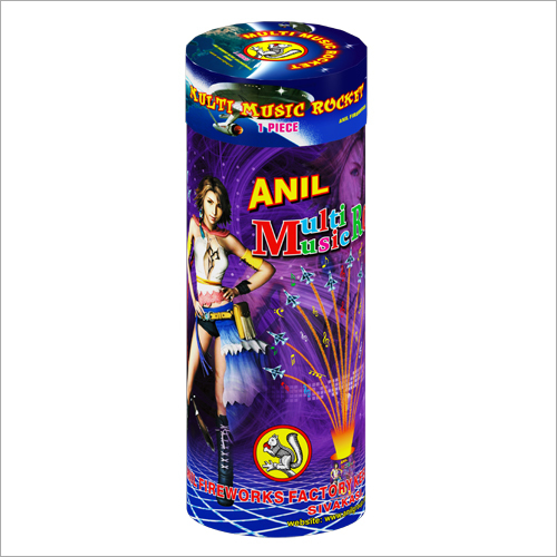 Multi Music Rocket Firecrackers