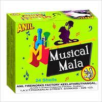 Music Mala Firecrackers