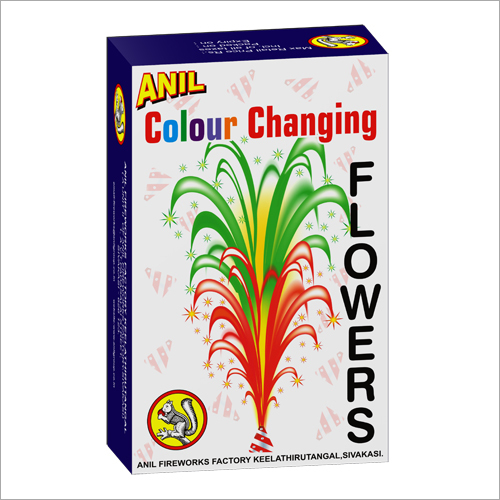 Colour Changing Firecrackers