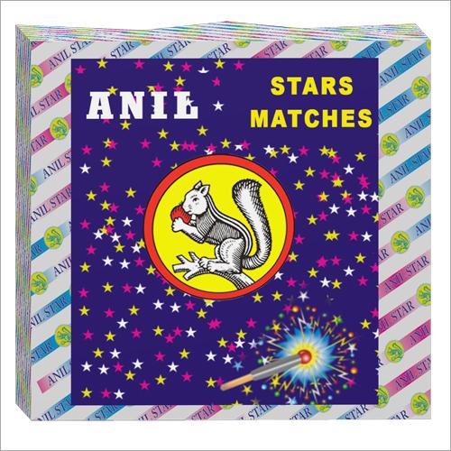 Anil Star Matches Firecrackers