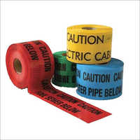 Non-Detectable Warning Tape