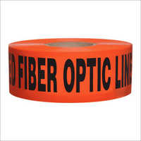 Fibre Optic Warning Tape