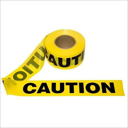 PVC Caution Barricade Tape