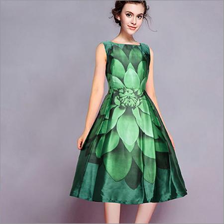 Liza Green A Western Dress