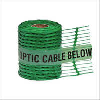 Fibre Optical Warning Mesh Tape