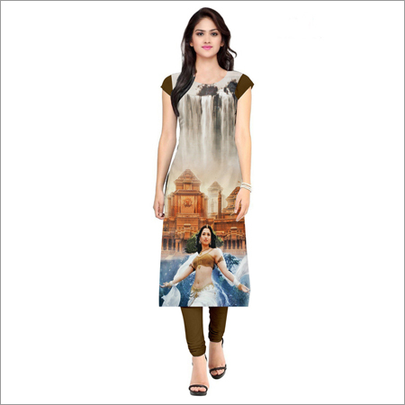 Ladies Bahubali Fort Kurti