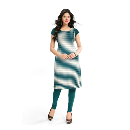 Ladies Harley Green Kurti